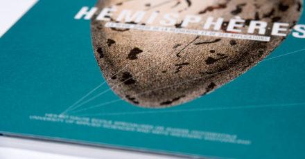 HEMISPHERES N°9 La nouveauté en mutation // www.revuehemispheres.com