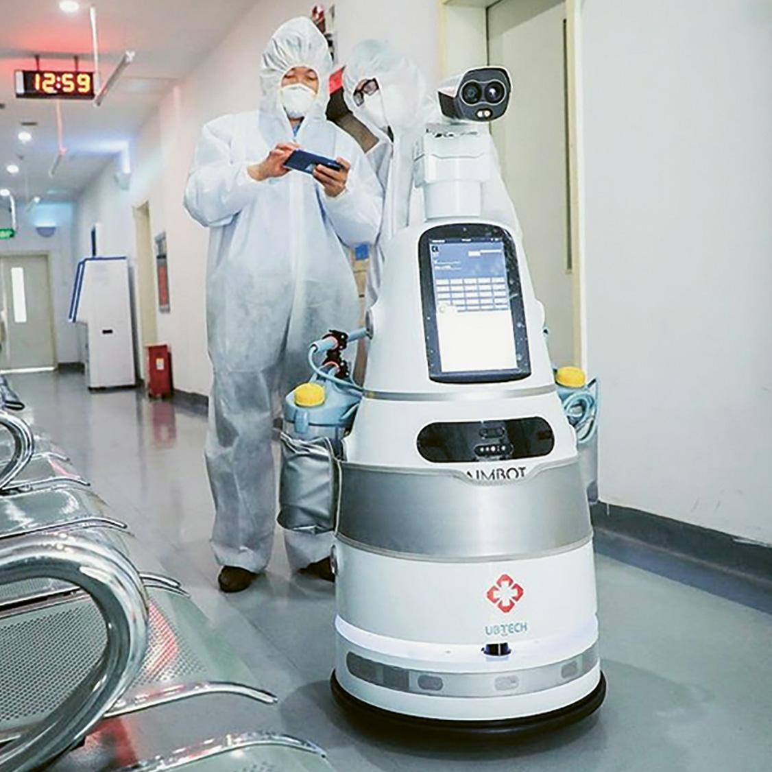 HEMISPHERES N°20 – Focus «spécial Covid-19» sur six recherches HES-SO – Quel rôle pour les robots dans les soins // www.revuehemispheres.com